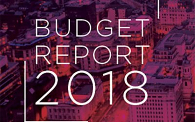 Budget Report 2018